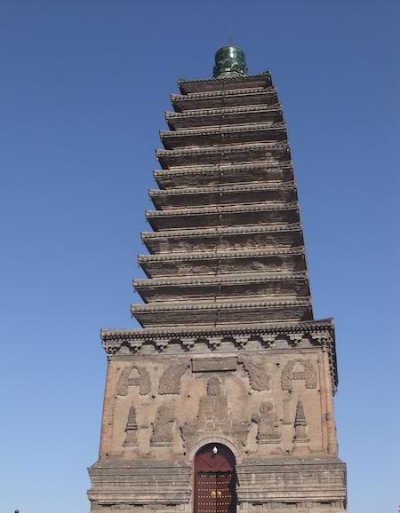 ChaoYang North Pagoda for web page