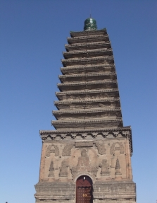 ChaoYang North Pagoda for web page