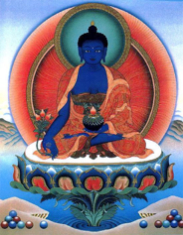 Medicine Buddha for website 1